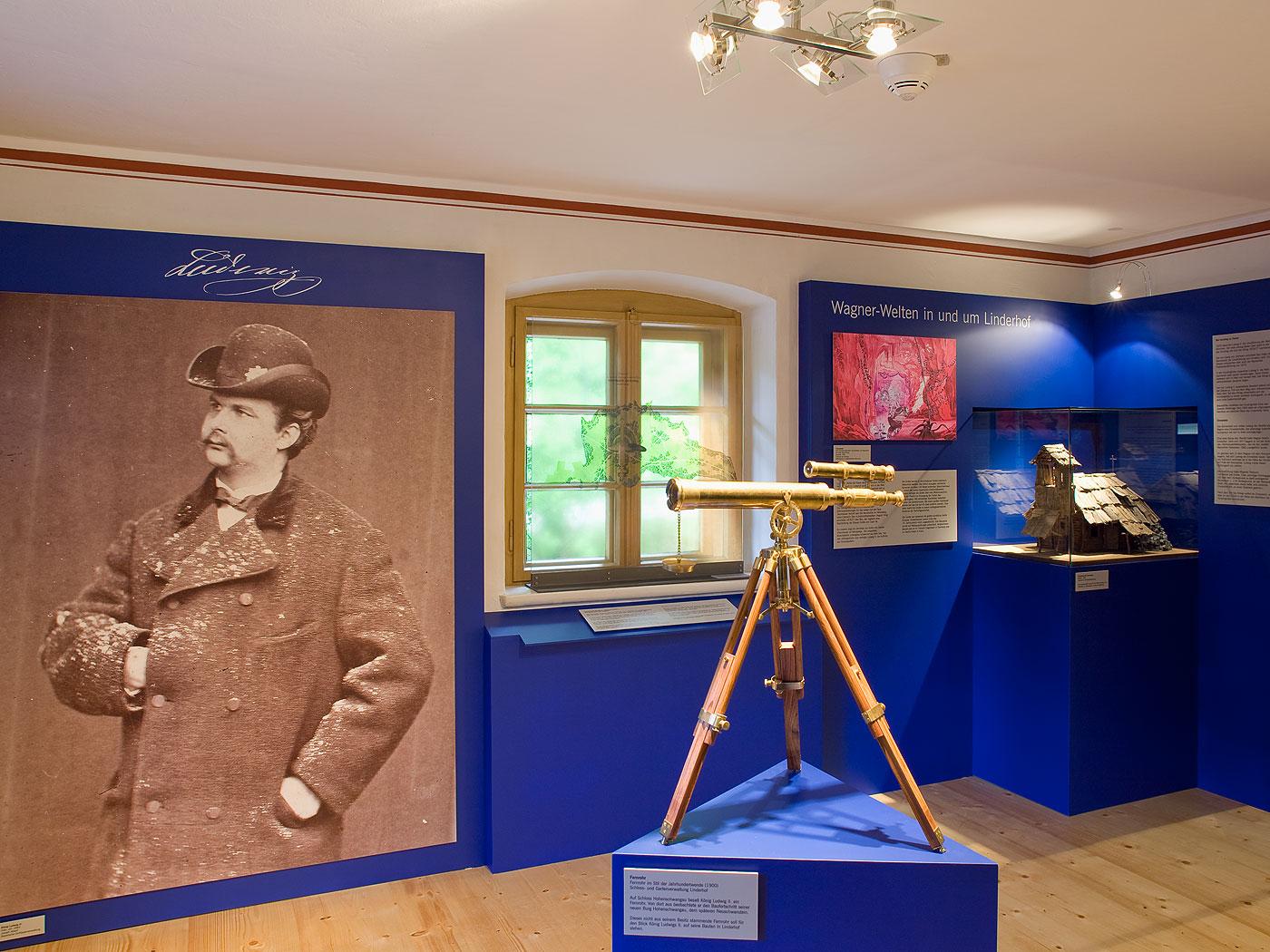 Bayerische Schlösserverwaltung Schlossanlage Linderhof Publikationen