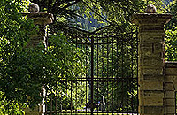 Picture: Historical gate