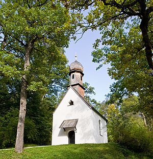 Picture: St Anna Chapel at Linderhof Park