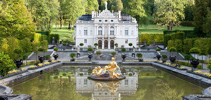 Bavarian Palace Administration Linderhof Palace And Park About Us